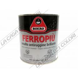 BOERO FERROPIU' BRILLANTE - TINTE CARTELLA - 750 ml