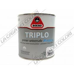 BOERO - TRIPLO - 0,500 lt - PRIMER UNIVERSALE ALL'ACQUA - GRIGIO
