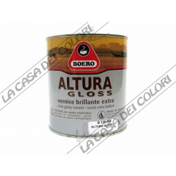 BOERO - ALTURA GLOSS - 0,750 lt - TINTE TINTOMETRO