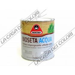 BOERO - BIOSETA ACQUA - 0,750 lt - TINTE CARTELLA E TINTOMETRO