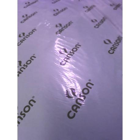 CANSON COLORLINE - 50x70cm - 220 g/mq - COLORE 17 LILLA - 1 FOGLIO