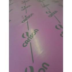 CANSON COLORLINE - 70x100cm - 220 g/mq - COLORE 144 FUCHSIA - 1 FOGLIO