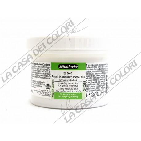 schmincke - pasta per modellare fine - 300 ml - 50 541