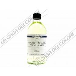 IRIDRON - IRICLEAN - 500 ml - SOLVENTE VEGETALE PER PITTURA AD OLIO