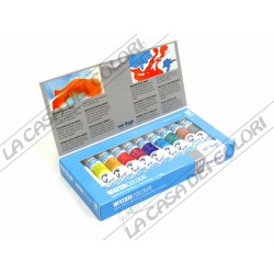 ROYAL TALENS VAN GOGH - WATER COLOUR - SET 10 TUBI X 10 ml