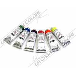 Schmincke Mussini - 35 ml - Finest artists' resin-oil colours
