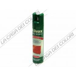 NUNCAS - LIVAX CERA LUCIDANTE PER MOBILI SPRAY - 300 ml