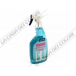 NUNCAS - GLASNET - 750 ml - DETERGENTE PER VETRI - PISTOLET