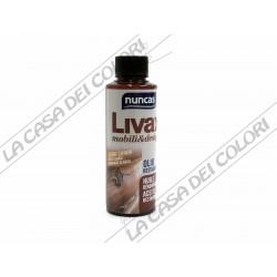 NUNCAS - LIVAX OLIO RESTAURATORE - 120 ml - NOCE CHIARO