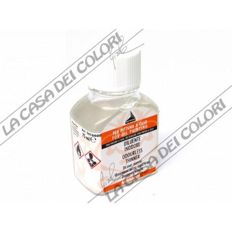 MAIMERI - 600 DILUENTE INODORE - 75 ml - AUSILIARI X PITTURA AD OLIO