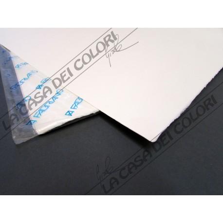 FABRIANO - DISEGNO 5 - 300 g/mq - GRANA FINE - 50x70cm - CARTA COTONE 50%