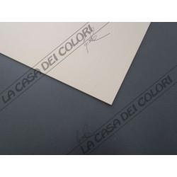 CARTONE VEGETALE - COLORE AVORIO - 50x70 cm - SPESSORE 3 mm