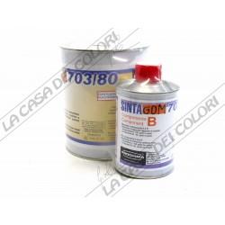 PROCHIMA - SINTAGOM 703/80 - NEUTRO - 1 kg - ELASTOMERO POLIURETANICO