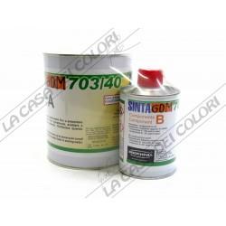 PROCHIMA - SINTAGOM 703/40 - NEUTRO - 1 kg - ELASTOMERO POLIURETANICO