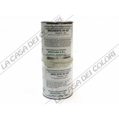 ARALDITE SV 427 - 1 kg (500+500g) - STUCCO EPOSSIDICO PER LEGNO