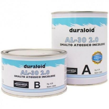 PROCHIMA - DURALOID AL-30 - TRASPARENTE - 5 kg - RIVESTIMENTO EPOSSIDICO