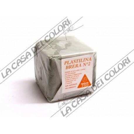 PLASTILINA BRERA - 500 g - MATERIALE DA MODELLAZIONE