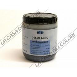 MAIMERI - 615 GESSO NERO - 500 ml - IMPRIMITURA - AUSILIARI PER PITTURA