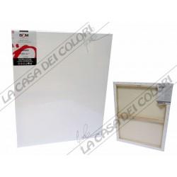 CWR DOM - TELA PITTURA CLASSIC STUDIO - 50 x 60 cm - SPESS. 19 mm - 100% COTONE
