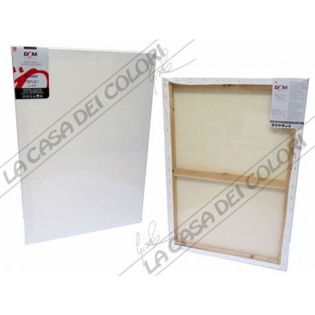 CWR DOM - TELA PITTURA CLASSIC STUDIO - 50 x 70 cm - SPESS. 19 mm - 100% COTONE