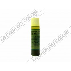 COLORANTE PER GEL CANDELE - 10 ml - GIALLO