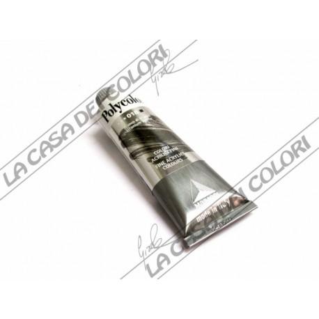 MAIMERI POLYCOLOR - 018 BIANCO DI TITANIO - 60 ml - COLORI ACRILICI