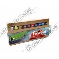 MAIMERI - POLYCOLOR - BLISTER 10 TUBI DA 20 ml