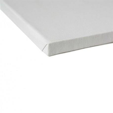 TELAIO TELATO - cotone 100% - 40x60cm - GRANA fine -GRAFF. SUL RETRO