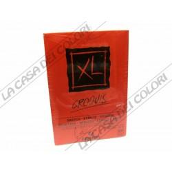 CANSON XL CROQUIS - 90 g/mq - A4 - BLOCCO 100FG COLLATO LATO CORTO