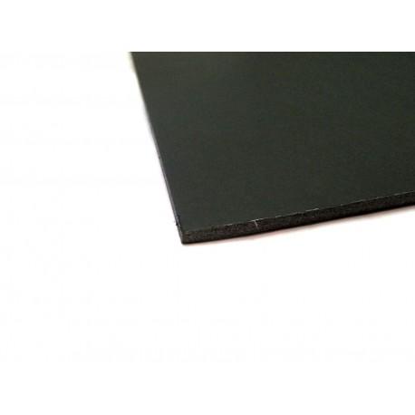 POLIPLAT - 50x70cm - SPESSORE 3,5mm - NERO - 1 PEZZO