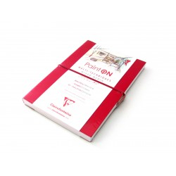 CLAIREFONTAINE PAINT ON - TACCUINO - 250 g/mq - A5 - QUADERNO 64 FG