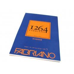 FABRIANO 1264 MARKER - A3 - 70 g/m2 - BLOCCO 100 FOGLI