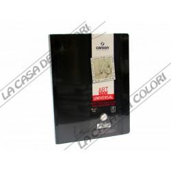 CANSON - ART BOOK UNIVERSAL - 14x21,6 cm - CARTA 96 g/mq