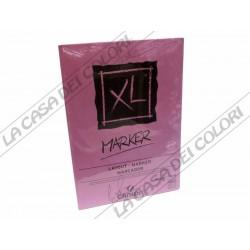 CARTA CANSON XL MARKER - 70 g/mq - A4 - BLOCCO 100FG COLLATO LATO CORTO