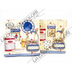 IHR - TOVAGLIOLI LUNCH - COTTAGE PANTRY - 33x33cm - 20 PZ - L491940 - 12-10