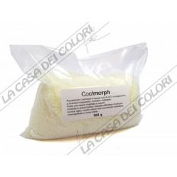 COOLMORPH - 500 g - BIANCO - PLASTICA TERMOPLASMABILE - PLASTICA MODELLABILE