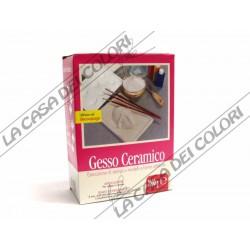 GESSO CERAMICO - 1 kg - MATERIALE DA COLATA