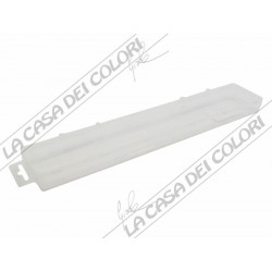 CWR - PORTAPENNELLI TRASPARENTE IN PLASTICA - 31,5x5,5x2,2 cm