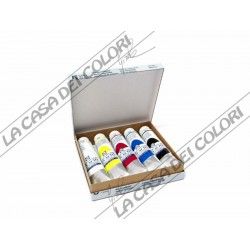 TALENS GOUACHE - TEMPERA EXTRAFINE - SET COLORI PRIMARI - 20 ml