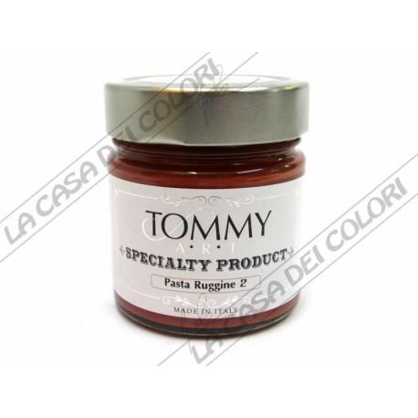 TOMMY ART -  PASTA RUGGINE 2 - 200 ml - AUSILIARI LINEA SHABBY