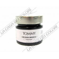 TOMMY ART - MIXED MEDIA - GESSO NERO - 80 ml