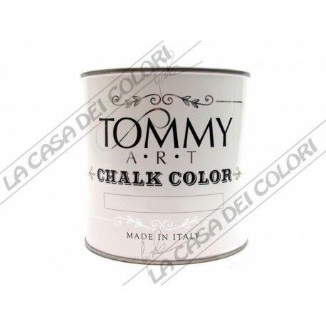 TOMMY ART - CHALK COLOR - COLORE LATTE - 750 ml