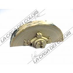 FINKBEINER - PRESEPE IN LEGNO - 4400 - 10xH5cm